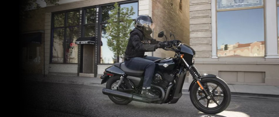 Buying a Harley-Davidson doesn't have to break the bank. Many preowned Harleys are available under 10k.