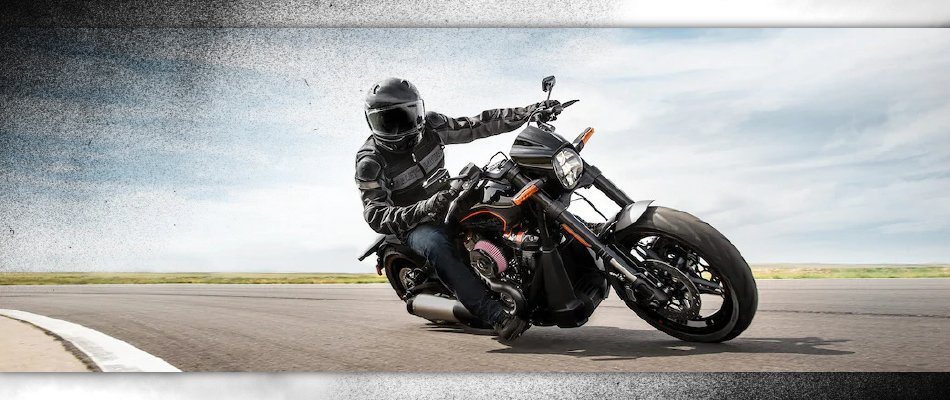 Motorcycle safety features have been improving for years.