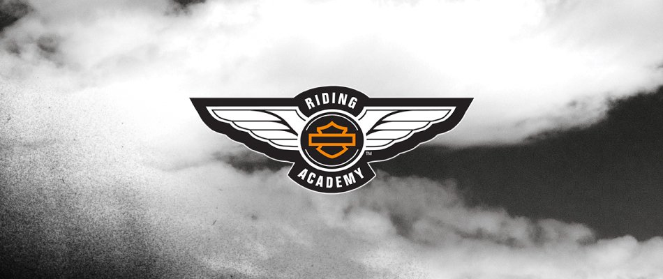 The Harley-Davidson Riding Academy is a great place to learn motorcycle skills