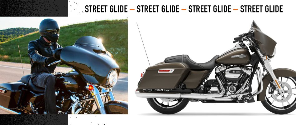 What is the cost of a Harley-Davidson Street Glide? Our guide to the Street Glide