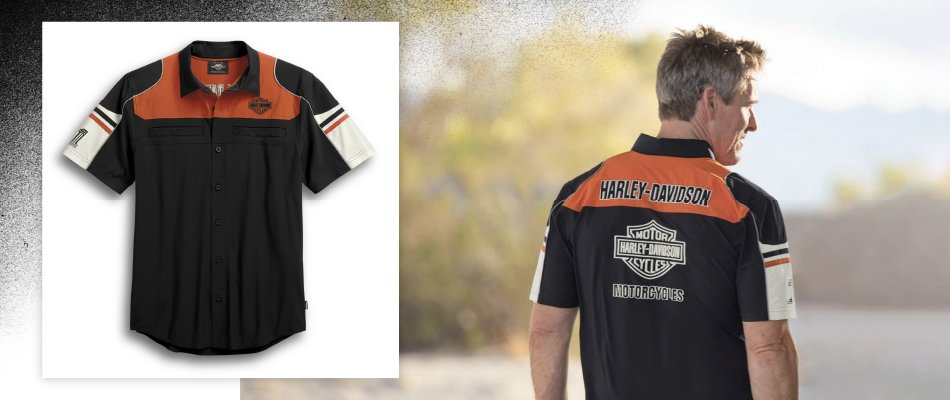 Find Harley-Davidson clothes and must-have motorcycle accessories at Harley-Davidson of Kingwood.