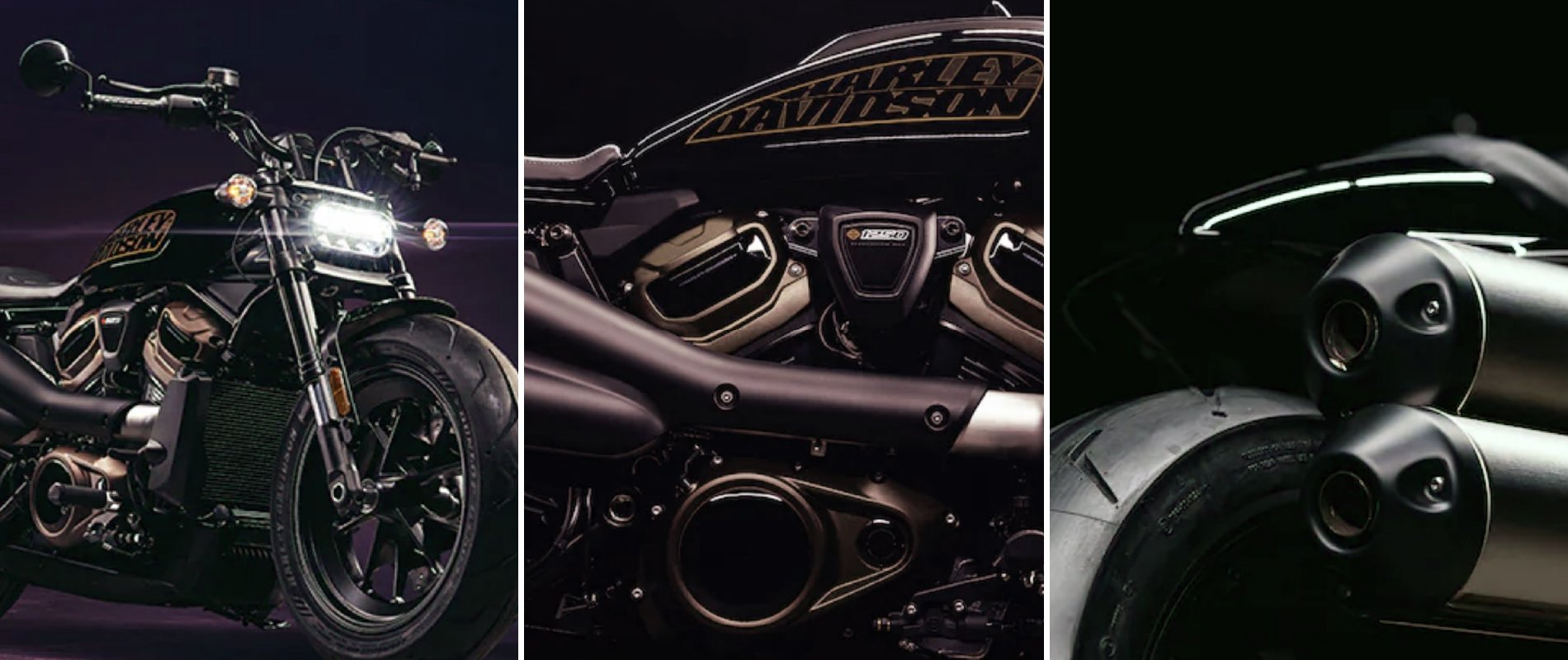 The 2021 Harley-Davidson Sportster S is designed with performance in mind!