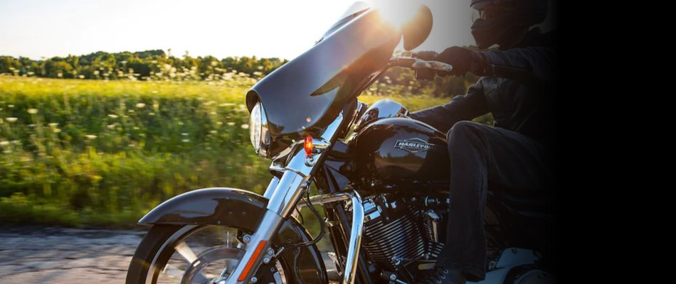 The Harley-Davidson Streetglide and other models are available at Harley-Davidson Kingwood.