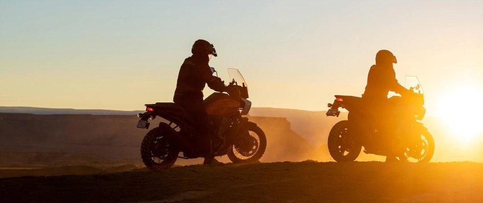 Financing at your Harley Davidson dealership has its benefits.