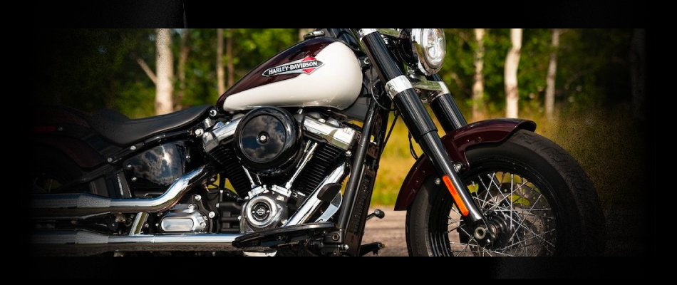 Find both softtail and hardtail models at Harley-Davidson of The Woodlands